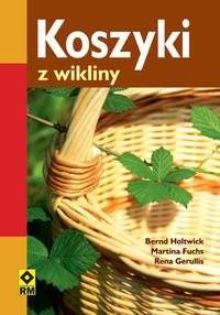 Okładka książki Koszyki z wikliny