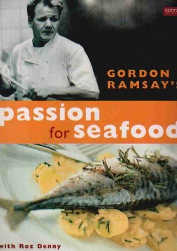 Okładka książki Passion for seafood