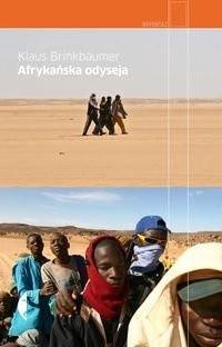 Okładka książki Afrykańska odyseja