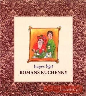 Okładka książki Romans Kuchenny