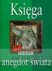 Okładka książki Księga anegdot świata