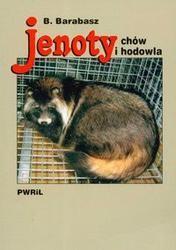 Okładka książki Jenoty chów i hodowla