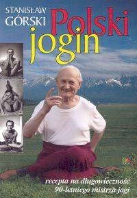 Okładka książki Polski jogin