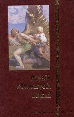 Okładka książki Myśli sławnych ludzi