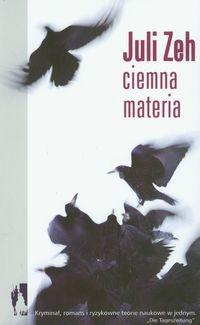 Okładka książki Ciemna materia