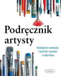 Okładka książki Podręcznik artysty