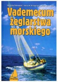 Okładka książki Vademecum żeglarstwa morskiego