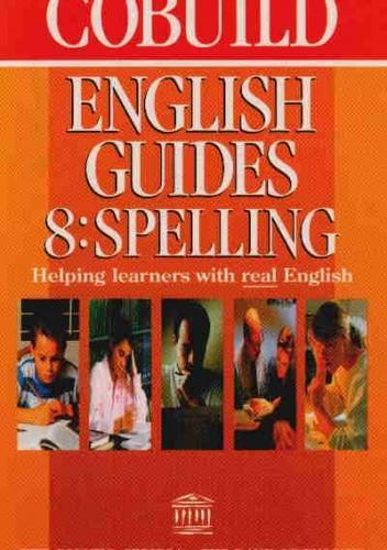 Okładka książki Collins Cobuild English Guides 8 Spelling