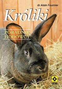 Okładka książki Króliki Poradnik hodowcy