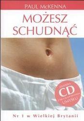 Okładka książki Możesz schudnąć