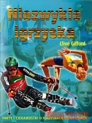 Okładka książki Niezwykłe igrzyska