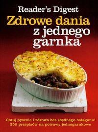 Okładka książki Zdrowe dania z jednego garnka