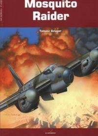 Okładka książki Mosquito Raider