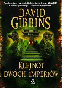 Okładka książki Klejnot dwóch imperiów