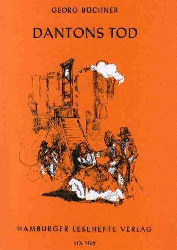 Okładka książki Dantons Tod