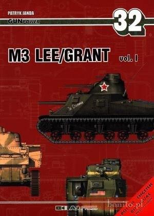 Okładka książki M3 Lee/Grant. Vol. 1