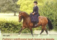 Okładka książki Podstawy współczesnej jazdy konnej po damsku