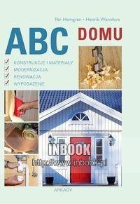 Okładka książki ABC budowy domu - Hemgren Per, Wannfors Henrik