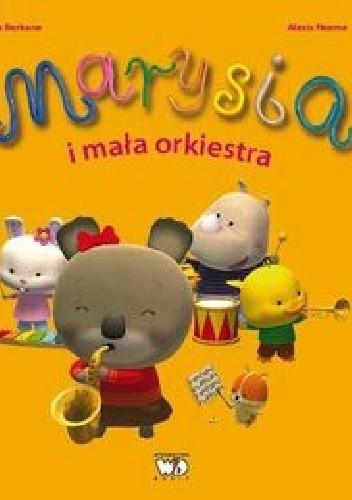 Okładka książki Marysia i mała orkiestra