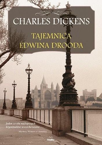 Okładka książki Tajemnica Edwina Drooda