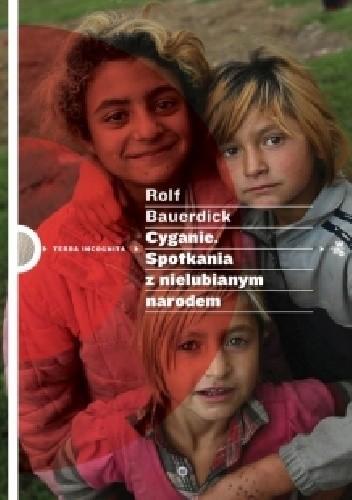 Okładka książki Cyganie. Spotkania z nielubianym narodem