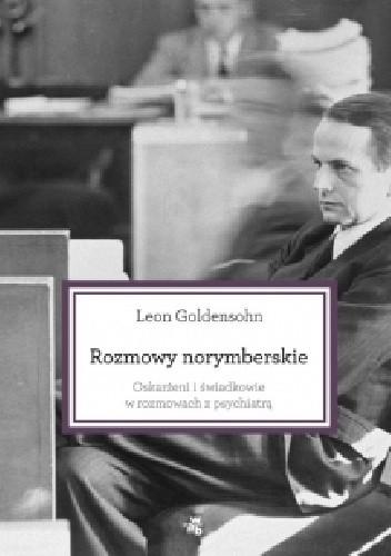 Okładka książki Rozmowy norymberskie