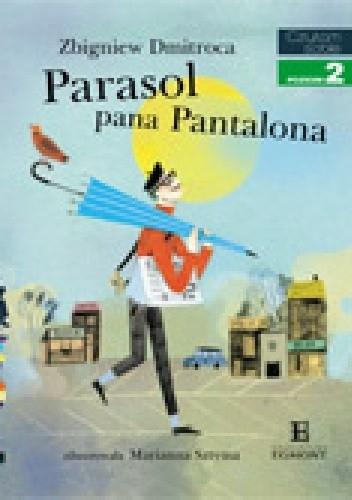 Okładka książki Parasol pana Pantalona