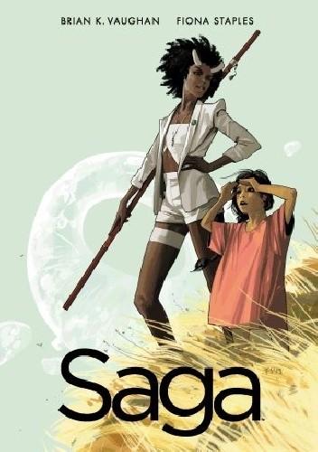 Okładka książki Saga, Volume 3