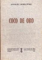 Coco de Oro. Szkice i opowiadania