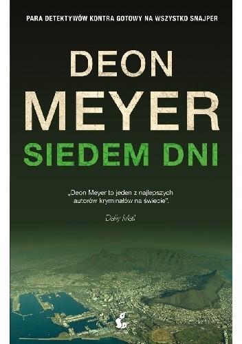 Okładka książki Siedem dni