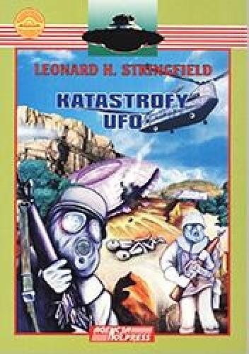 Okładka książki Katastrofy UFO - część I