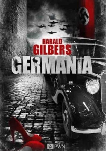 Okładka książki Germania