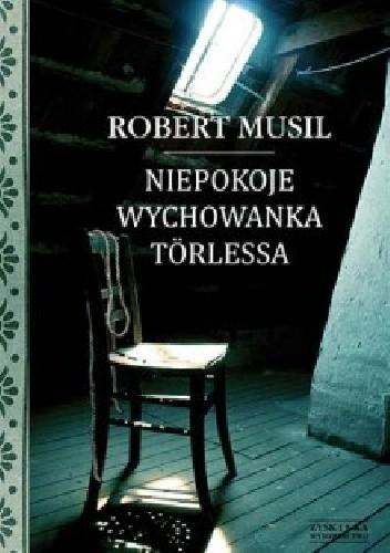 Okładka książki Niepokoje wychowanka Törlessa
