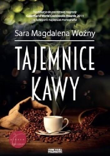 Okładka książki Tajemnice kawy