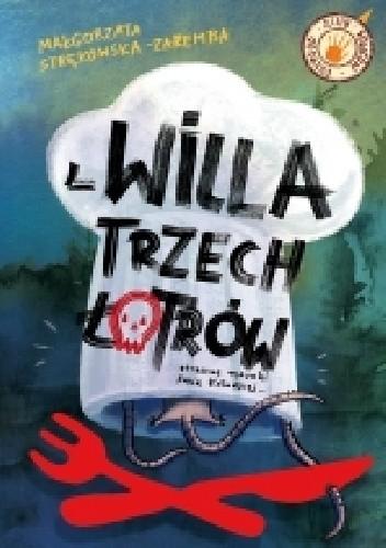 Okładka książki Willa trzech łotrów