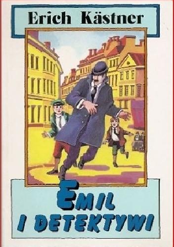 Okładka książki Emil i detektywi
