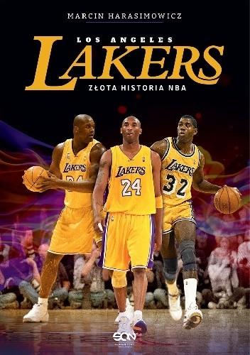 Okładka książki Los Angeles Lakers. Złota historia NBA