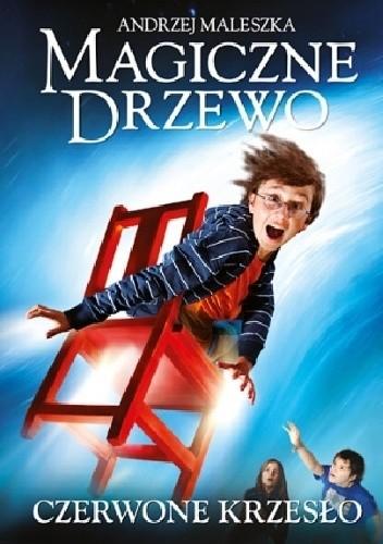 Okładka książki Czerwone krzesło