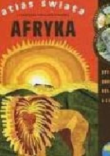 Okładka książki Atlas Świata. Afryka