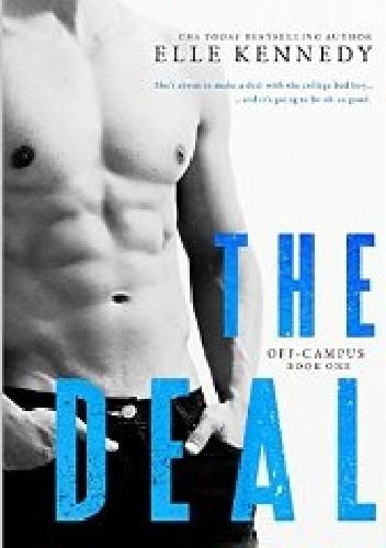 Okładka książki The Deal