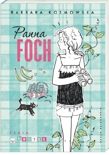 Okładka książki Panna Foch