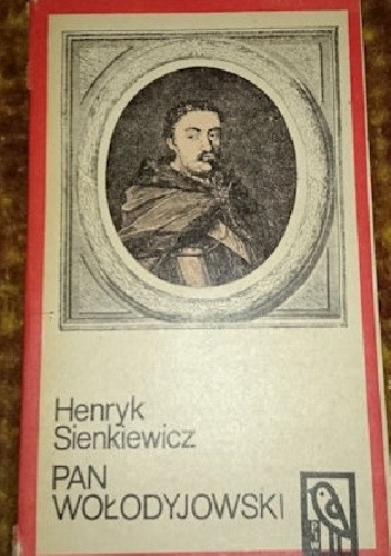 Okładka książki Pan Wołodyjowski tom pierwszy