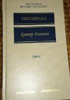 Żywoty cezarów - Swetoniusz tom I