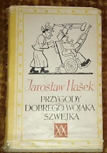Okładka książki Przygody dobrego wojaka Szwejka. Tom III i IV