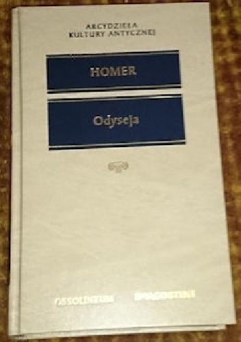 Okładka książki Homer - Odyseja