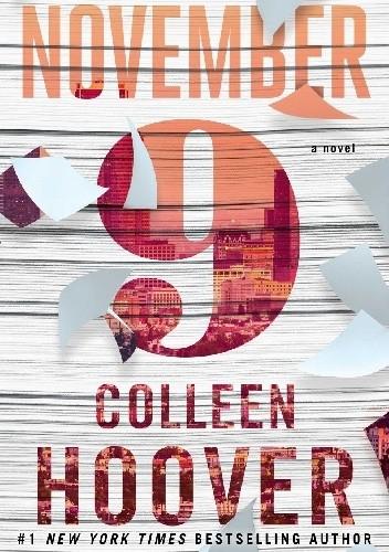 Okładka książki November 9