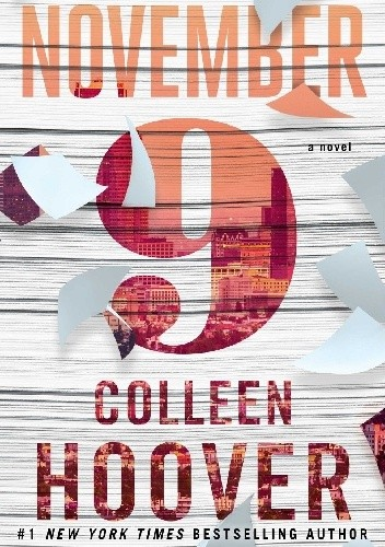 Okładka książki November Nine