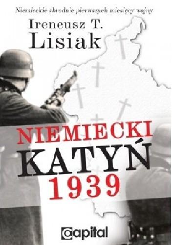 Okładka książki Niemiecki Katyń 1939