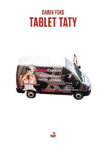 Okładka książki Tablet taty