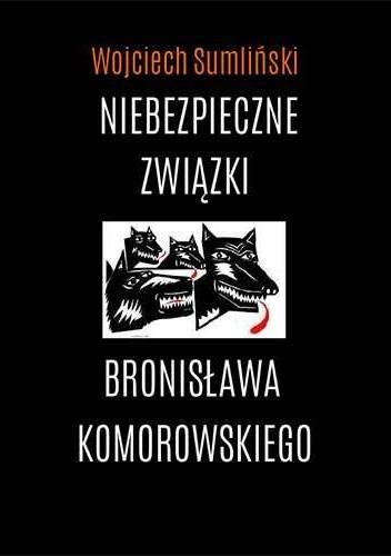 Okładka książki Niebezpieczne związki Bronisława Komorowskiego